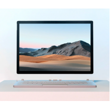 "Microsoft Surface Book 3 34.3 cm (13.5"") Touchscreen 2 in 1 Notebook /  i7 (10th Gen) i7-1065G7 /16GB/256/NViDia 4GB/W10P"
