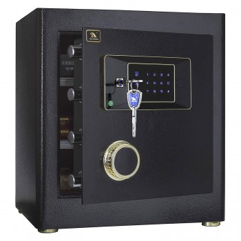 Digital Safe Box (Antique Brass) BGX-D1-45JJD
