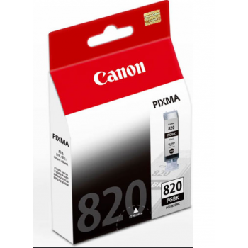 Canon PG-820 Black Pigment Ink Cartridge
