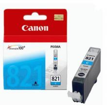 Canon CLI-821 Cyan Ink Cartridge - 9ml