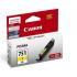 Canon CLI-751XL Yellow Dye Ink Cartridge - 11ml