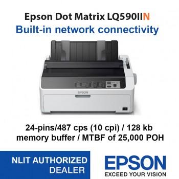 Epson Dot Matrix Printer LQ-590IIN  C11CF39502