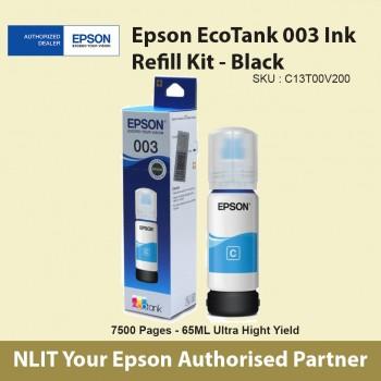 Epson EcoTank 003 - Cyan C13T00V200