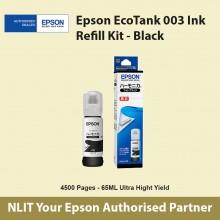 Epson EcoTank 003 Black - C13T00V100