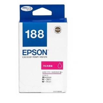 Epson Original Ink : T188 Magenta : Hight Yield : 2200pgs : C13T188390 :