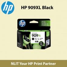 HP 909XL High Yield Black Original Ink Cartridge : SKU T6M21AA
