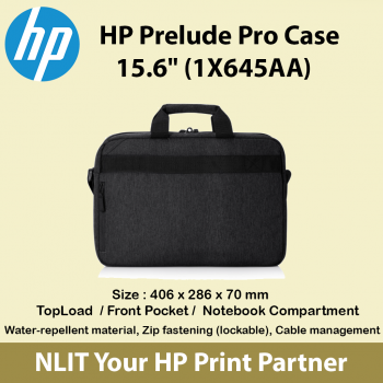 "HP Prelude Pro Case 39.6cm/15.6"" (1X645AA)"