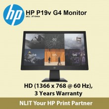 HP P19v G4 Monitor (SKU 9TY84AA)