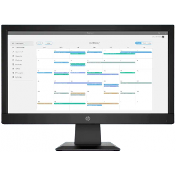 HP P19v G4 Monitor (SKU 9TY83AA)