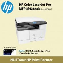 HP Laserjet MFP M438nda (NEW) 8AF45A