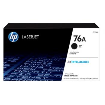 HP Original Toner : HP 76A Black : Std : 3,000pgs : CF276a : 2 Years Direct HP Warranty