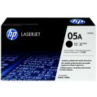 HP Original Toner : HP 05A Black : Std : 2,300pgs : CE505A :  2 Years Direct HP Warranty