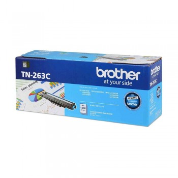 Brother TN-263 Cyan Toner 1.3k