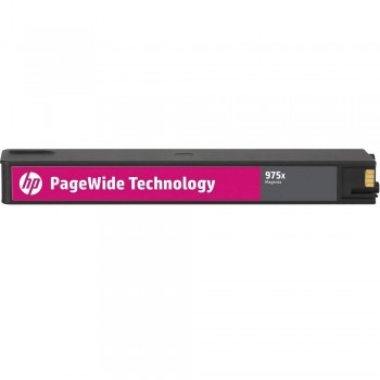 HP 975X Magenta Original PageWide Cartridge (L0S03AA)