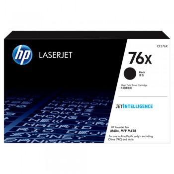 HP Original Toner : HP 76x Black : Large : 10,000pgs : CF276X : 2 Years Direct HP Warranty