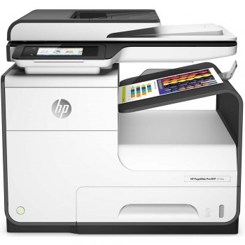 HP PageWide Pro 477dw Multifunction Print D3Q20D