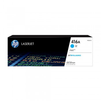 HP 416A Cyan Original LaserJet Toner Cartridge