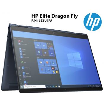 "HP Elite Dragonfly G2 3Z3U7PA 13.3"" Laptop/ Notebook (i7-1165G7, 16GB, 512GB, Intel, W10P, Touchscreen)"