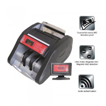 Biosystem Bank 500 Note Counter