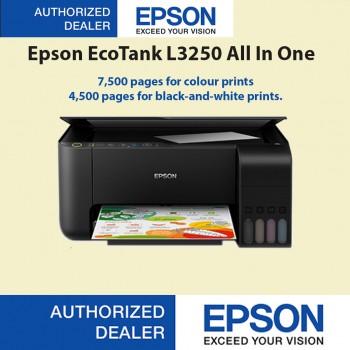 Epson EcoTank L3250 Wi-Fi All-in-One Ink Tank Printer C11CG86501