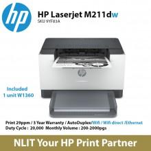 HP LaserJet M211dW  9YF83A