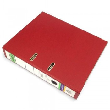 ABBA Lever Arch File - 3-inch Size - 404 Special Edition - Red