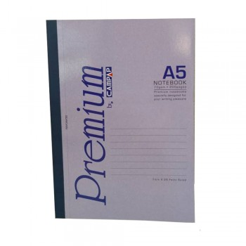 Campap CA3586 A5 Premium Note Book 200 pages