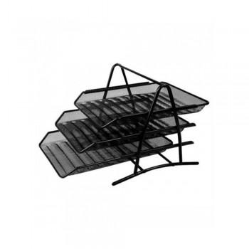 Ding Li 3 Tier Letter Tray (DL62001)