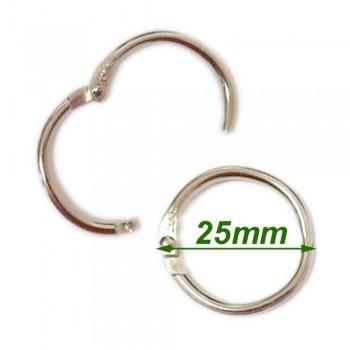 Card Ring 25mm 10pcs/pkt