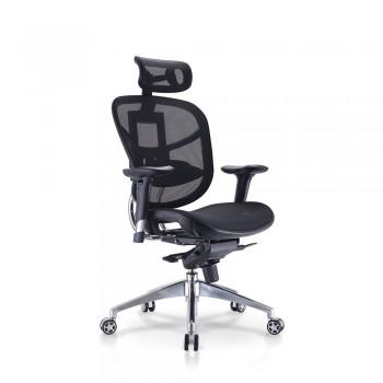 KSCQ8HB Q Series High Back Mesh Chair
