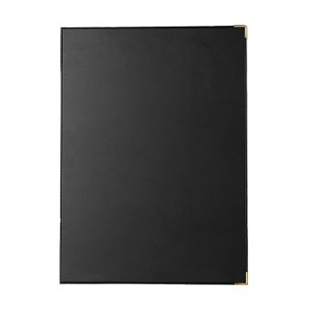 1169A Certificate Holder (without sponge) - Black