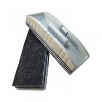 Peel Off Whiteboard Duster 5 x 14.5cm - 6 fiber layers