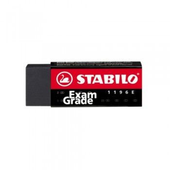 STABILO Exam Grade Eraser 1191 - Small (Item No: A03-11 ) A1R1B33