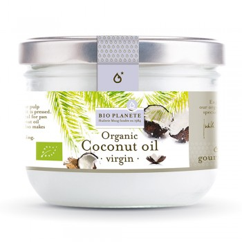 Bio Planet Organic Virgin Coconut Oil - 400ml