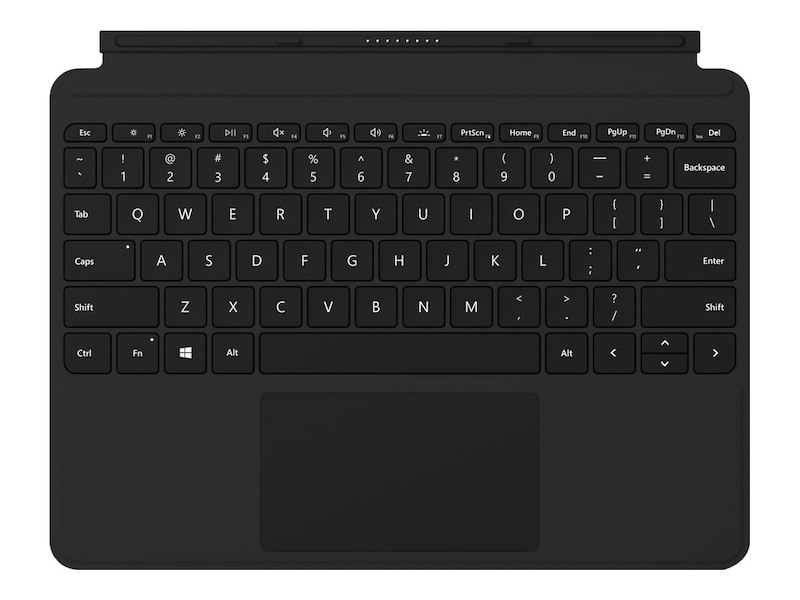 Surface Go - Type Cover Commer - Black